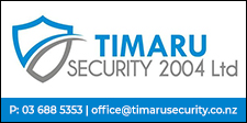 Timaru Security